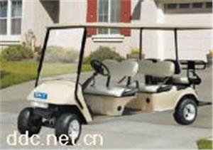 卓凡s-4+2电动高尔夫球车