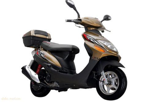 混合动力摩托车
