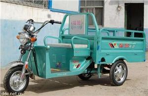 福燕威龙货运载货电动三轮车