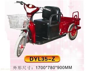 """""""洪圣""""DYL35-Z电动轮椅三轮车"""