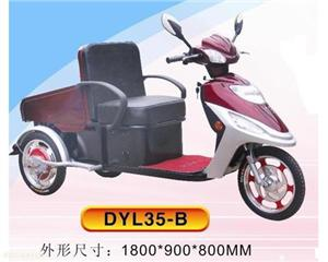 """""""洪圣""""DYL35-B电动轮椅三轮车"""