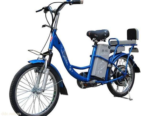 深圳36v蓝精灵简易电动自行车