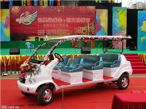深圳佛瑞达8座电动观光车