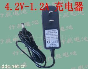 供应上海行晨锂电池充电器
