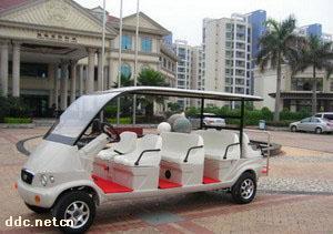 深圳凯逸电动观光车