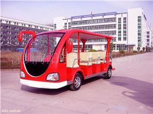 深圳凯逸KYL608电动游览观光车