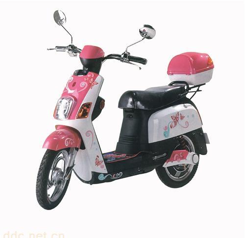 名鹤电动摩托车图片