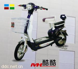 酷酷简易款电动自行车