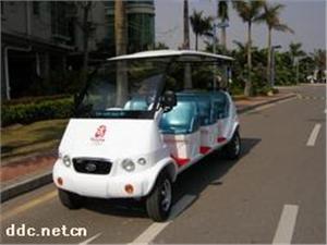供应十一座电动游览车