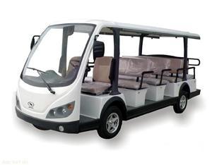 朗晴豪华型(LQY145B)14座电动观光车