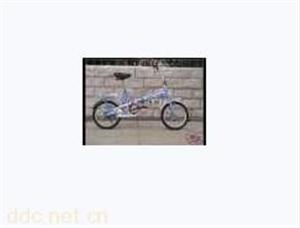 河北灵麒神鹰碳钢折叠休闲自行车