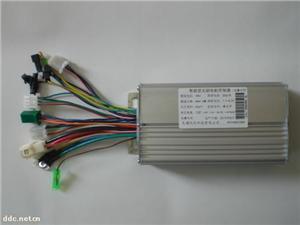 12管无刷电动车控制器