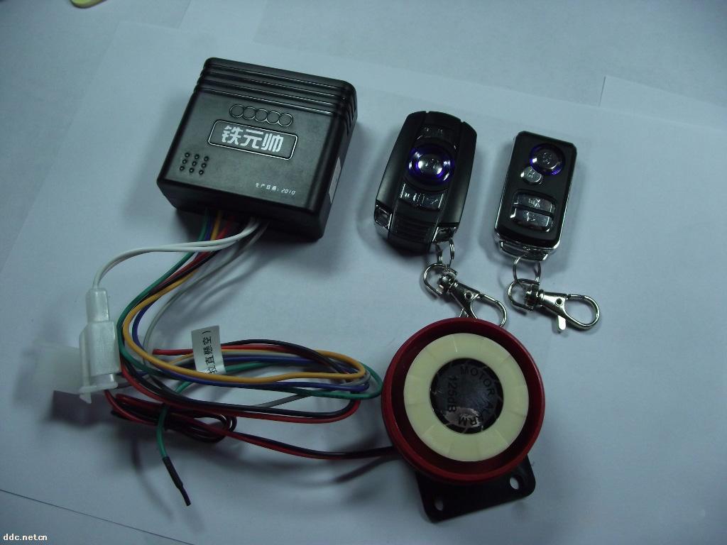 基于RFID的社区电瓶车防盗监控系统方案解决