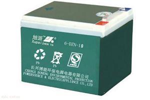 长兴旭派6-DZN-10电动车蓄电池
