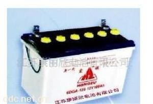 康丽欣6DGA-120电动三轮车蓄电池