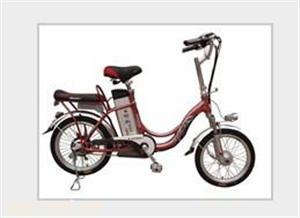 48V16寸简易款锂电池电动自行车