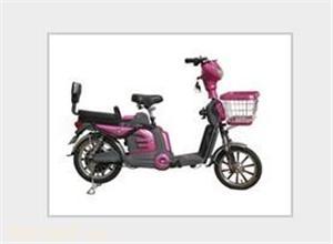 腾飞简易铅酸电池电动自行车