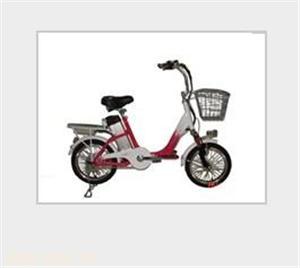 48V180W红色时尚简易锂电动车