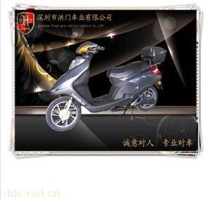 深圳48V12AH小小公主电动摩托车