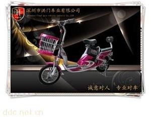 深圳48V快乐公主简易电动自行车