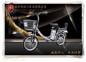 深圳玫瑰恋人锂电池电动自行车