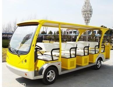 江苏徐州14座电动旅游观光车