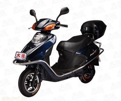 宁波大运100b电动摩托车