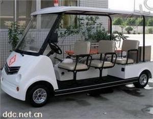卓越F1C4电动4电动座救护车