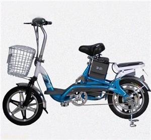 今世缘48V350W马踏飞燕电动自行车