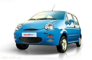 供应奇瑞qq3ev电动汽车高清图片