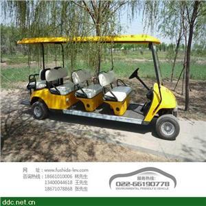 高尔夫球车(八座)