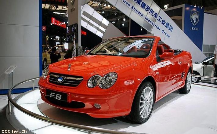 比亚迪S8尊贵型纯电动汽车高清图片