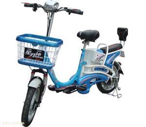 星月神风之语简易款电动自行车