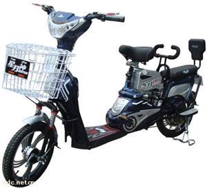 福牛三代电动自行车