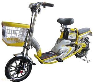 星月神快乐小公主简易款电动自行车