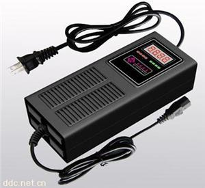 48V3A数码显示正负脉冲修复充电器