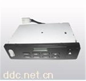 南京金陵紫光汽车MP3音响控制器