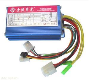 金陵紫光6管无刷直流电机控制器