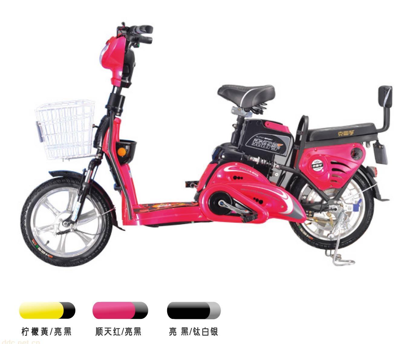 芜湖克雷孚悦硕电动自行车