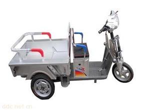 大折叠宝岛款车斗小型家用电动三轮车