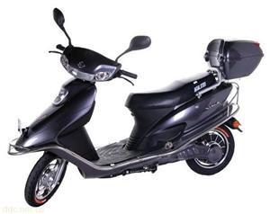 森地乐驰豪华电动摩托车