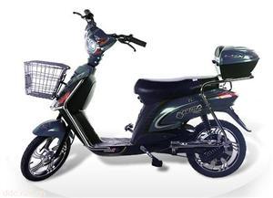 森地富丽鸽5代电动自行车