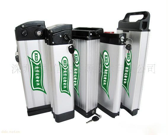 凯信达48v电动车锂电池图片