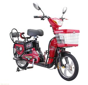 48V茉莉花8代电动自行车