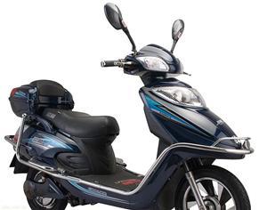豪顺奇乐2012新款电动摩托车