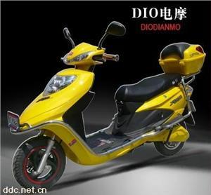 上海灵之通60V800W真爱DIO电摩