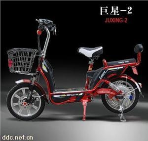 上海真爱巨星-2电动自行车