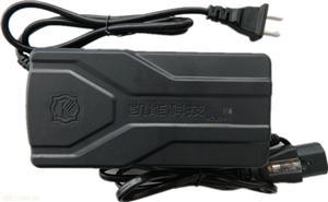 电动车蓄电池智能多段式充电器