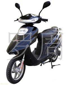 深威18寸450W黑色东模公主电动摩托车