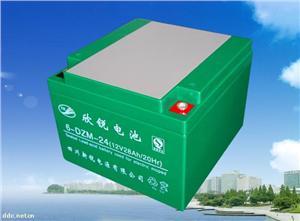 新锐6-DZM-24电动车蓄电池